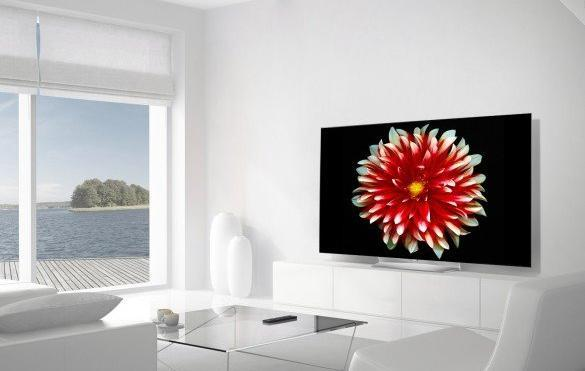 تلویزیون OLED B7 ال جی