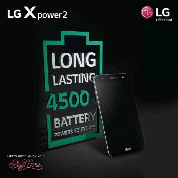 گوشی موبایل ال جی x power2-1